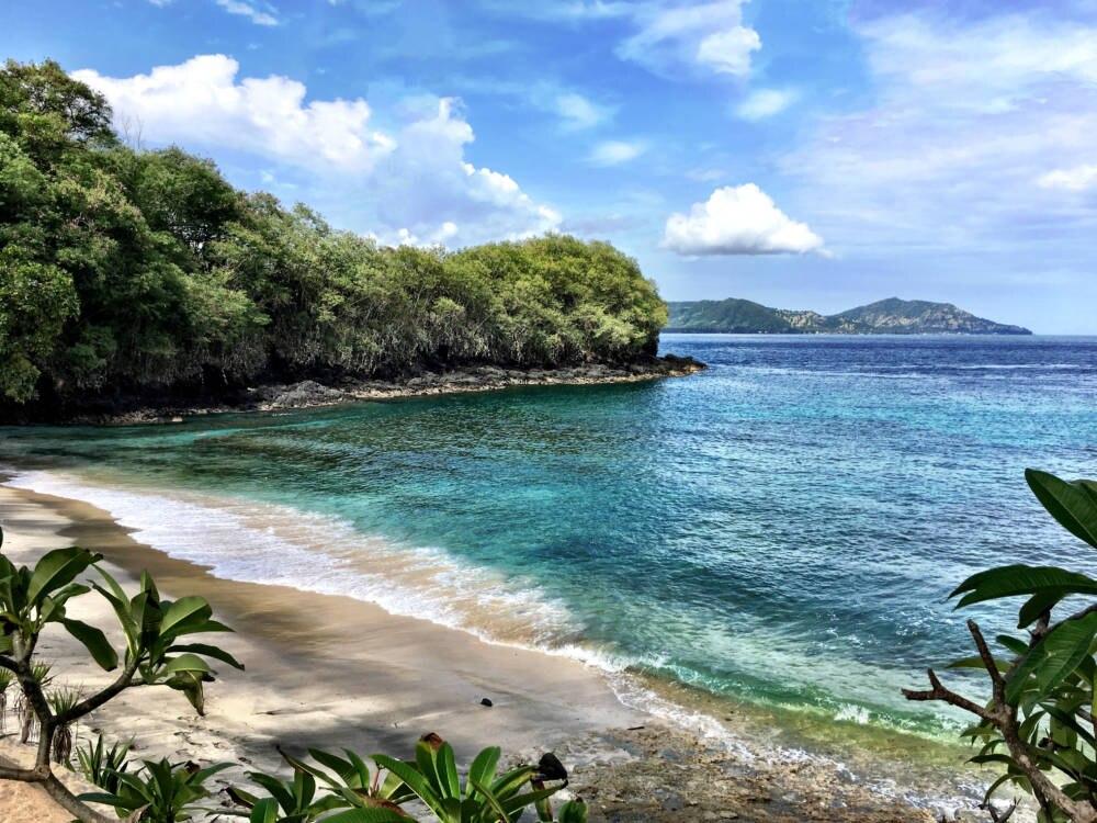 Blue Lagoon, Bali