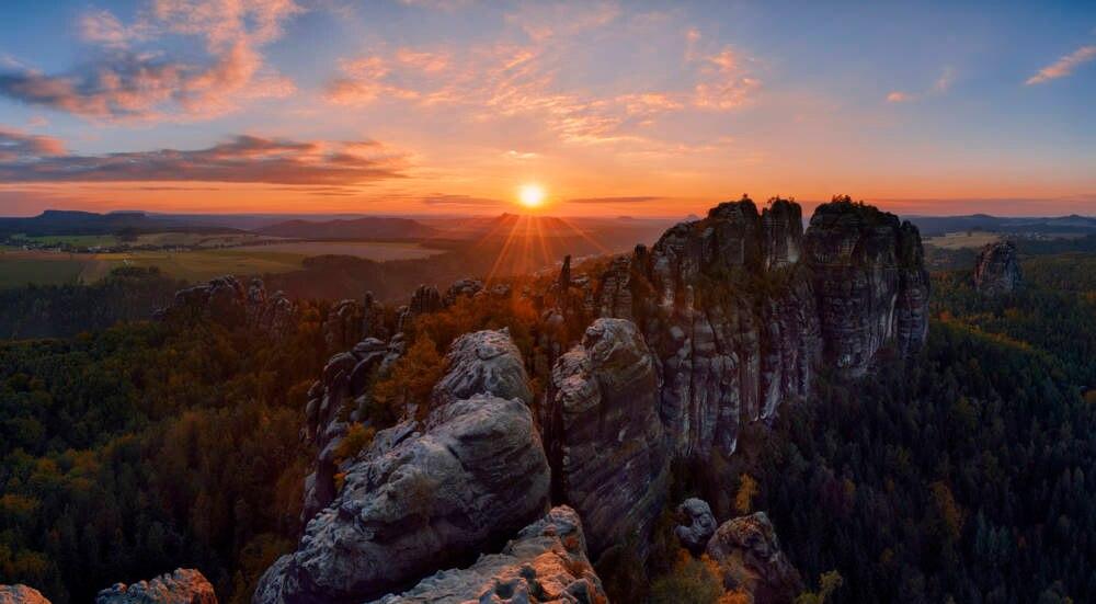 Sächsische Schweiz Nationalpark