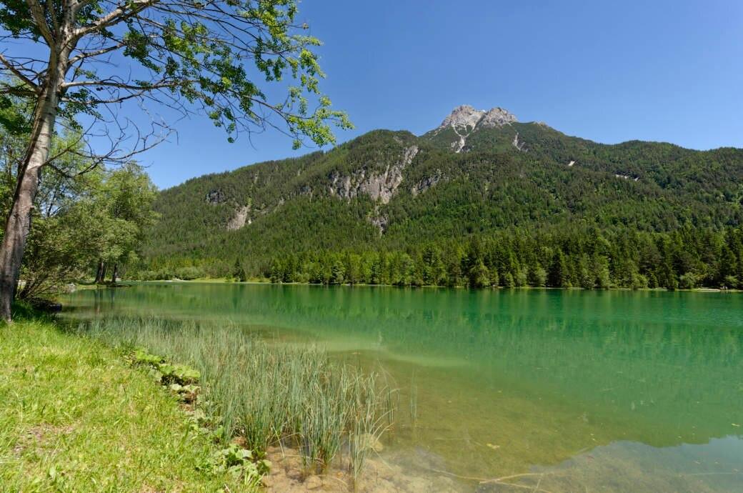 der Pillersee bei St. Ulrich