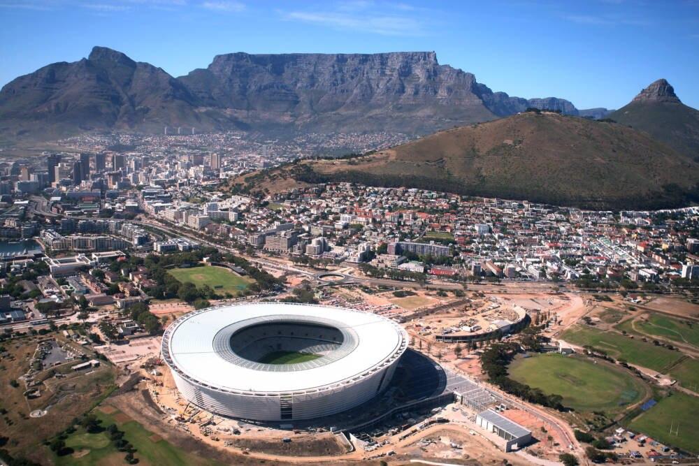 Cape Town Stadium, Kapstadt, Südafraika