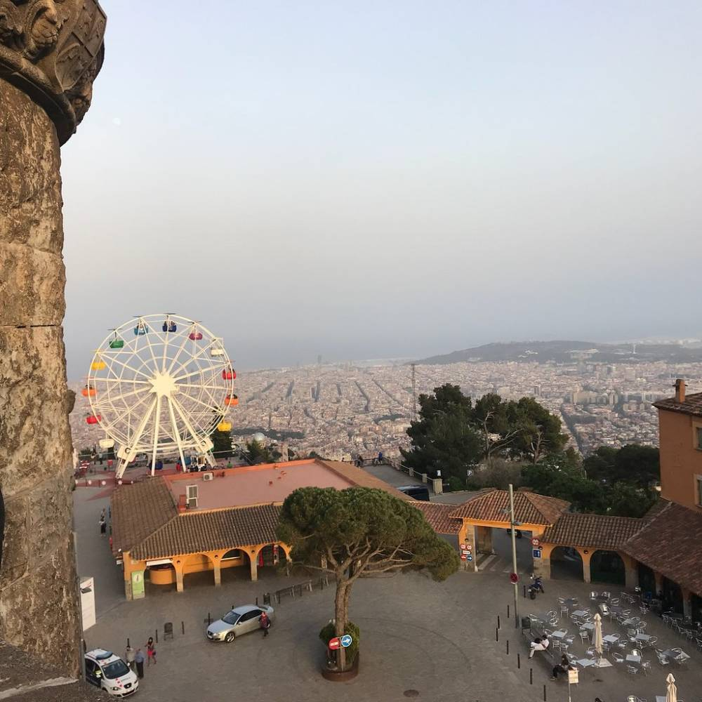 tibidabo Mountain Park