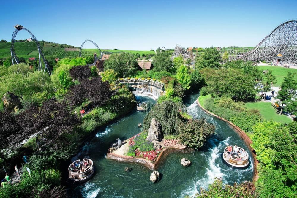 Freizeitpark Norddeutschland Karte.Die 10 Besten Freizeitparks In Deutschland Travelbook