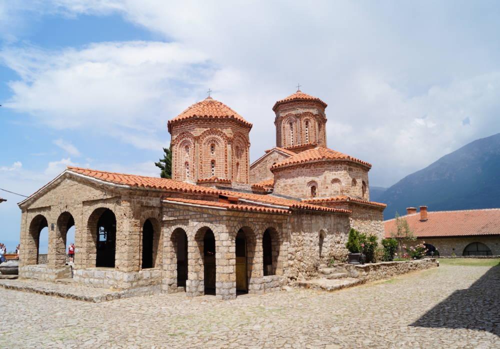 Das Kloster Sveti Naum