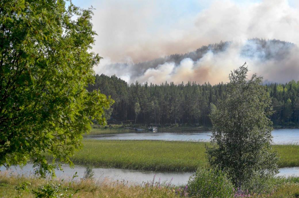 waldbrände schweden 2020 karte Waldbrände: Was Schweden Urlauber jetzt beachten sollten   TRAVELBOOK