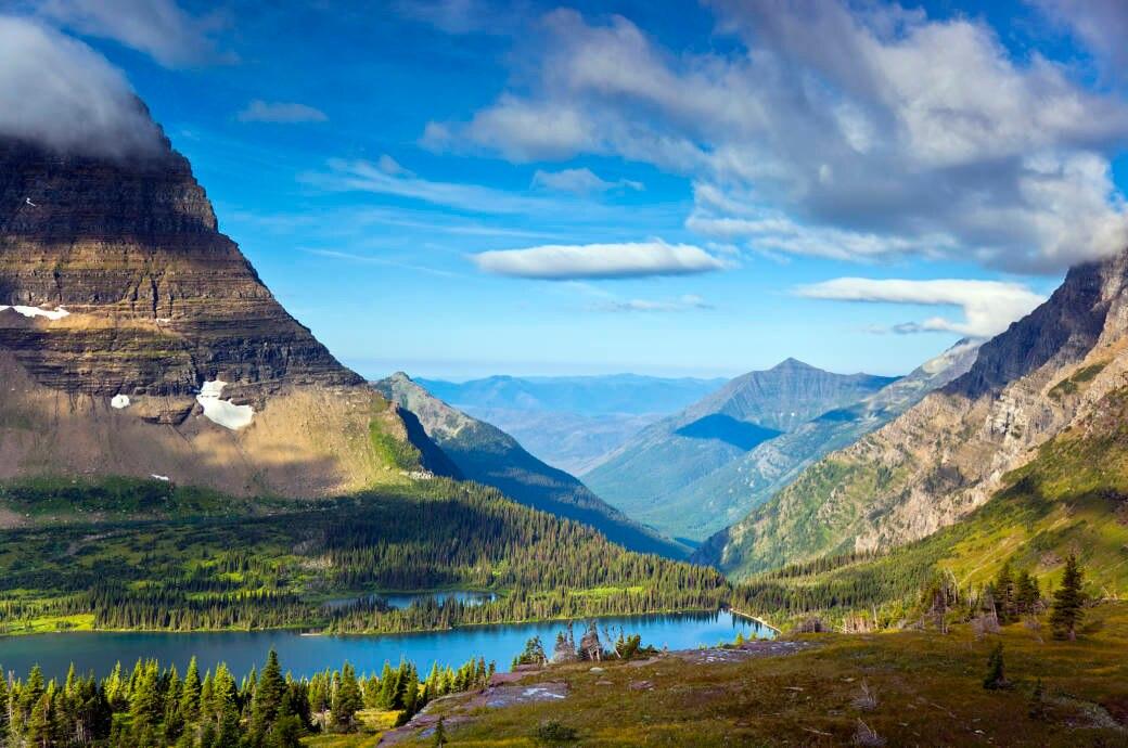 Atemberaubende Natur gibt es in dem Nationalpark