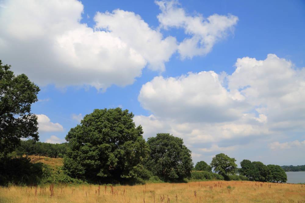 Der archäologischen Grenzkomplex Haithabu und Danewerk in Deutschland