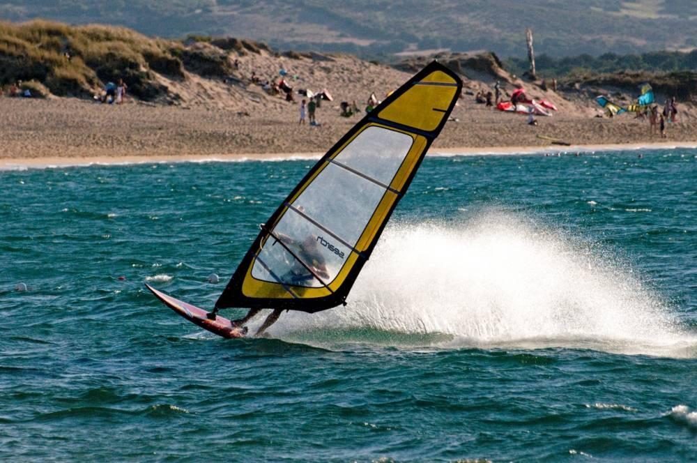 Porto Pollo Beach, Sardinien, Italien