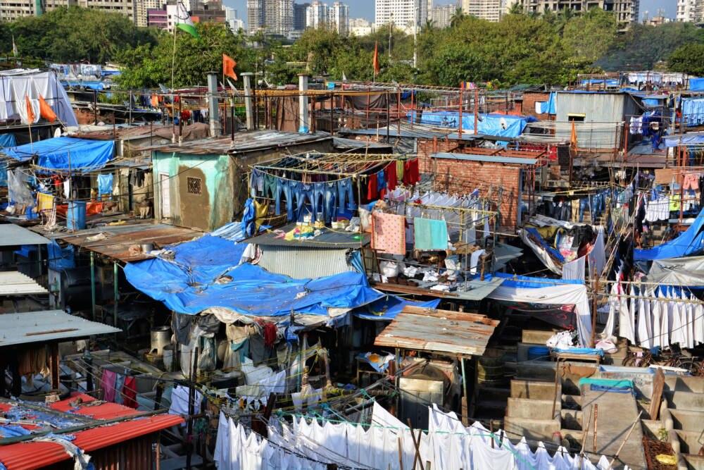 Slums sollten Sie am besten nur dann besuchen, wenn die Bewohner von Ihrem Besuch profitieren