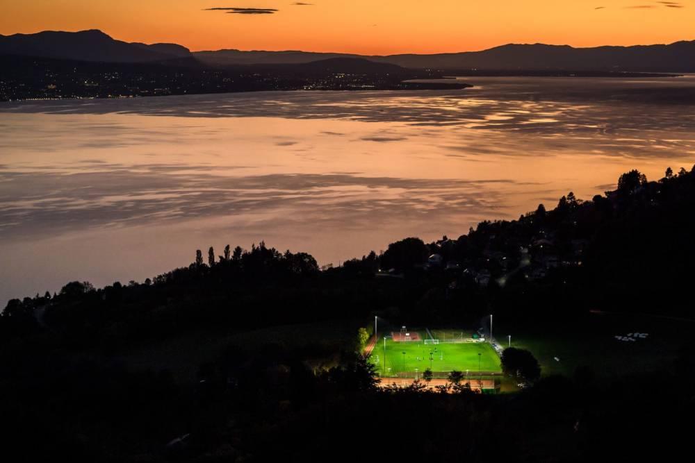 Genfer See, Schweiz