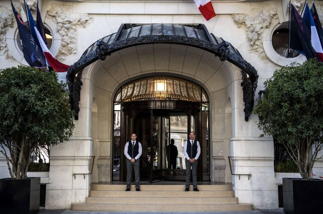 """Im Grandhotel """"Lutetia"""" in Paris waren bereits zahlreiche Promis einquartiert. Nach jahrelangem Umbau öffnet die Luxusherberge nun wieder ihre Pforten."""