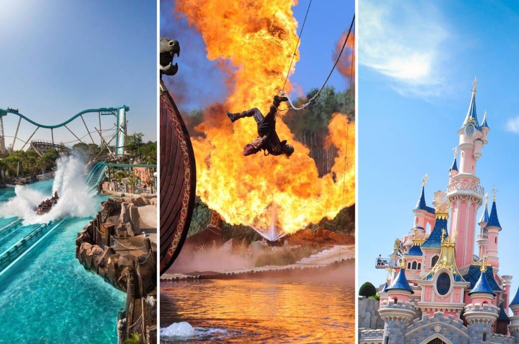 Phantasialand Park Karte.Ranking Die 25 Beliebtesten Freizeitparks In Europa