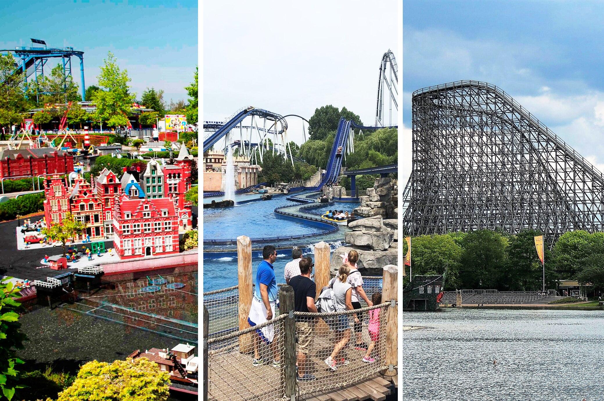 Europapark Deutschland Karte.Die 10 Besten Freizeitparks In Deutschland Travelbook