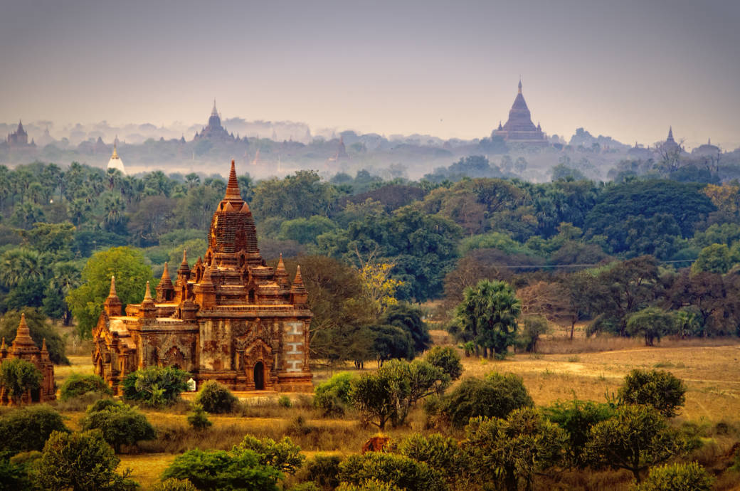 Myanmar Impfung