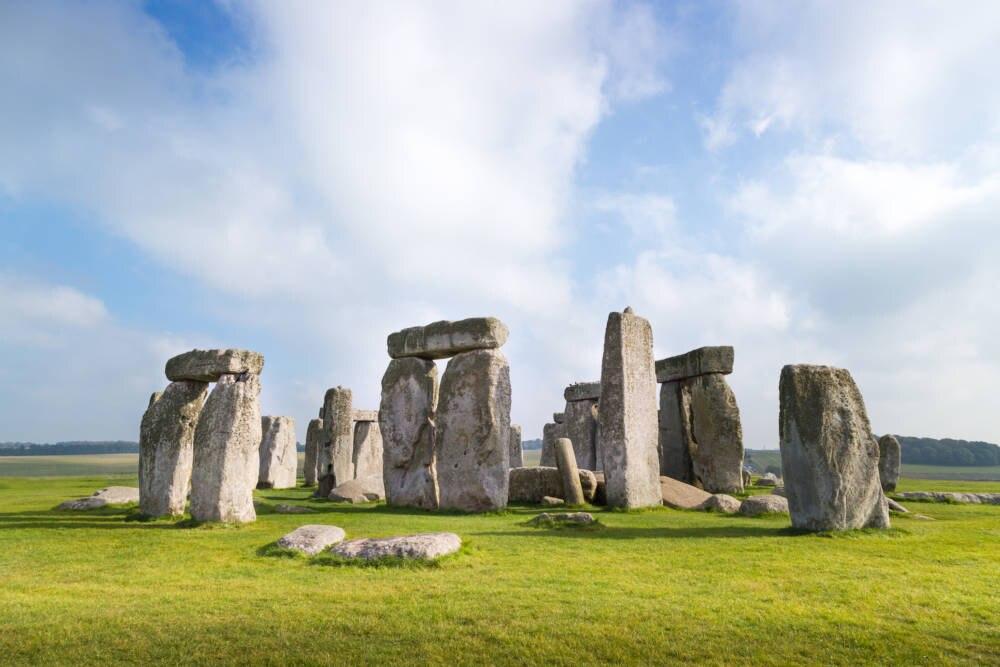 Stonehenge in Großbritannien