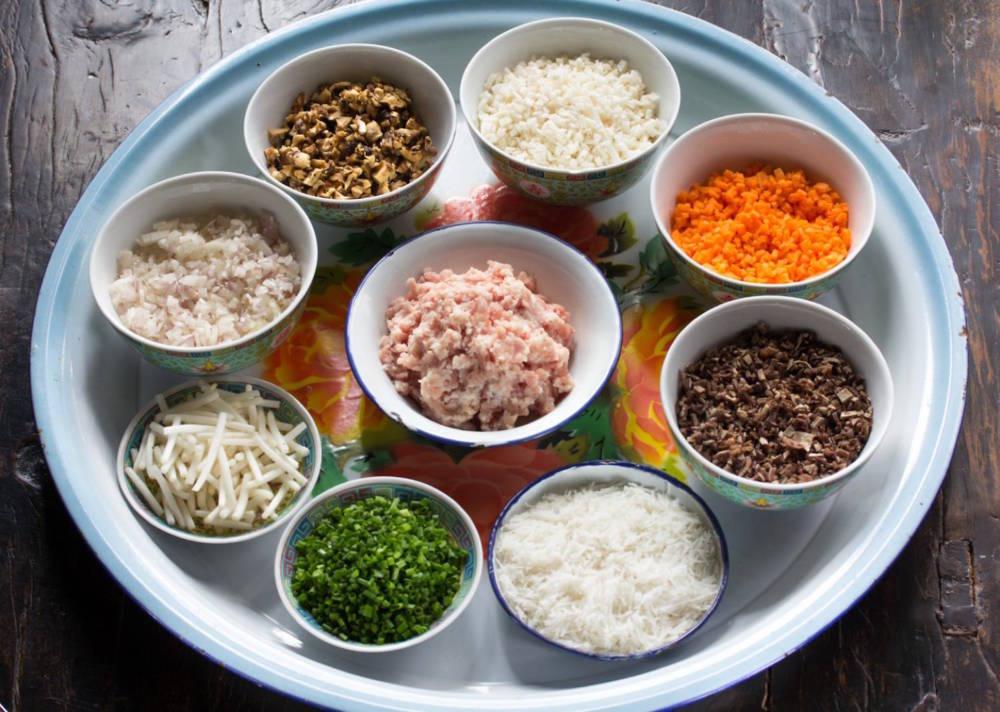 Rezept für Vietnamesische Frühlingsrollen