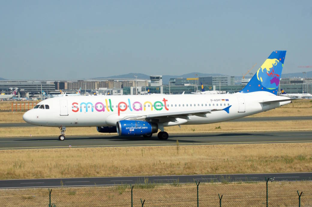 Small Planet Airline