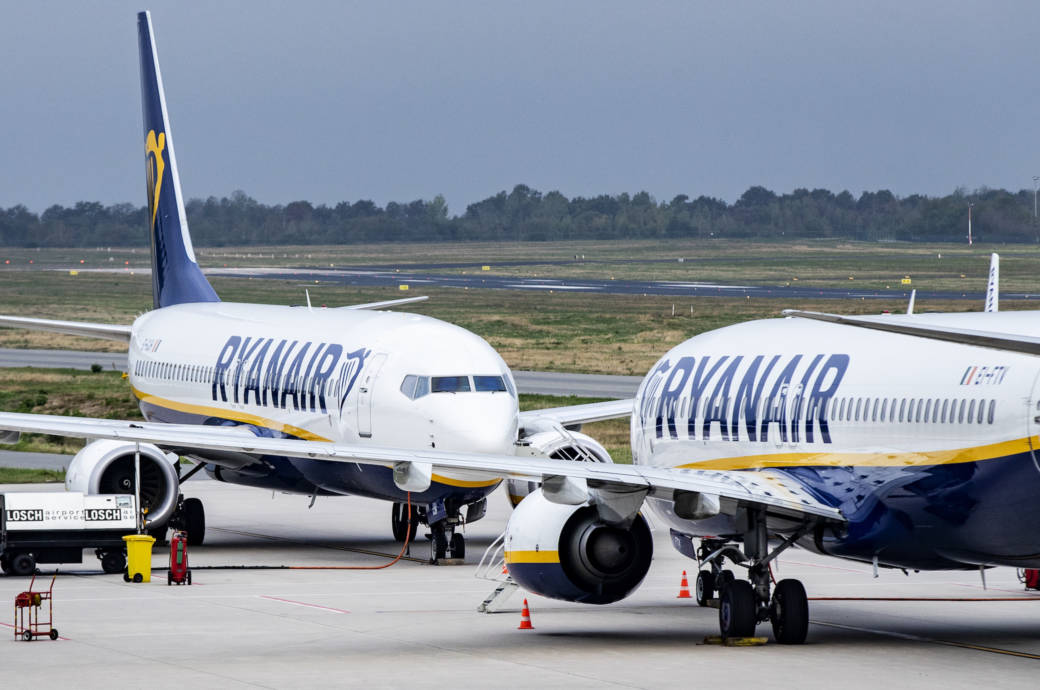 Bekomme ich als Betroffener des Ryanair-Streiks Entschädigung?
