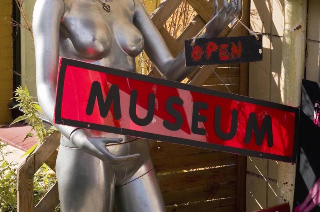Das Erotic Art Museum in Hamburg