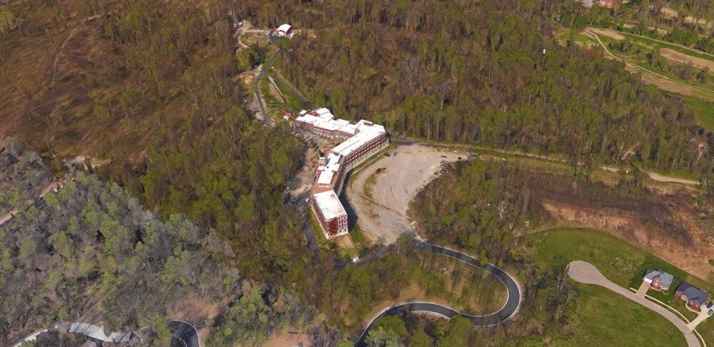 Das Waverly Hills Sanatorium