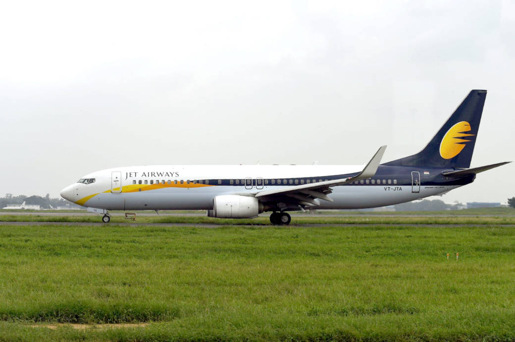 Jet Airways: Flugzeug-Crew vergisst Luftdruck-Schalter - 30 Verletzte