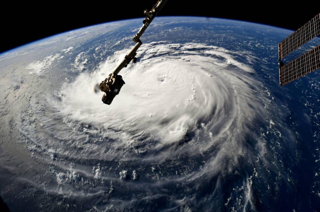 "Hurrikan ""Florence"""