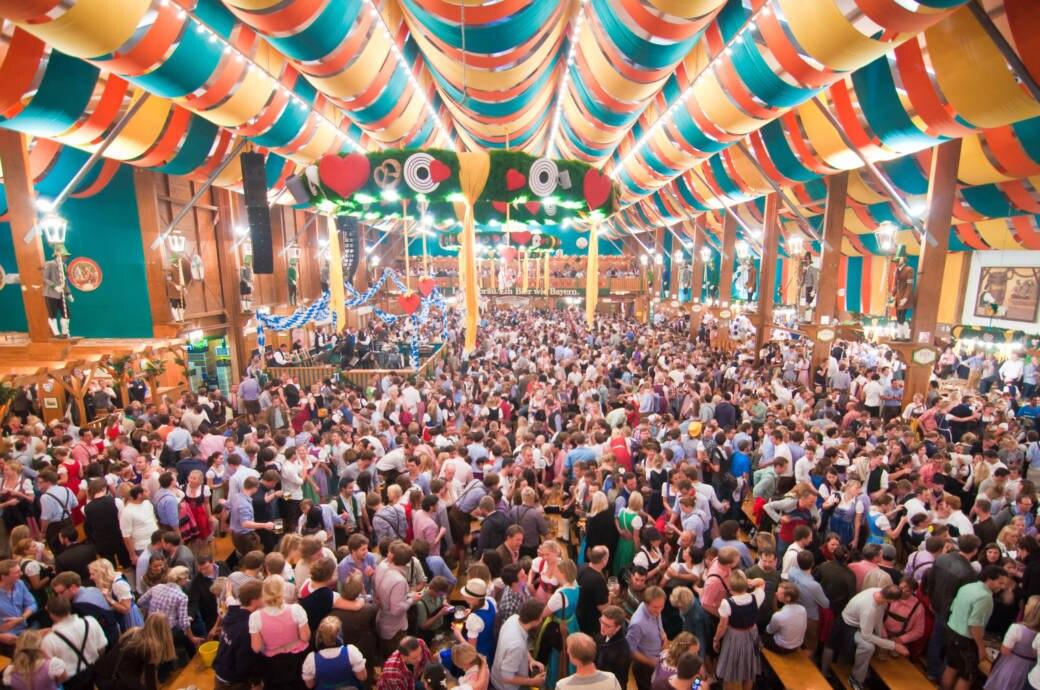 Oktoberfest 2018 11 Wiesn Fragen Für Oktoberfest Anfänger Travelbook