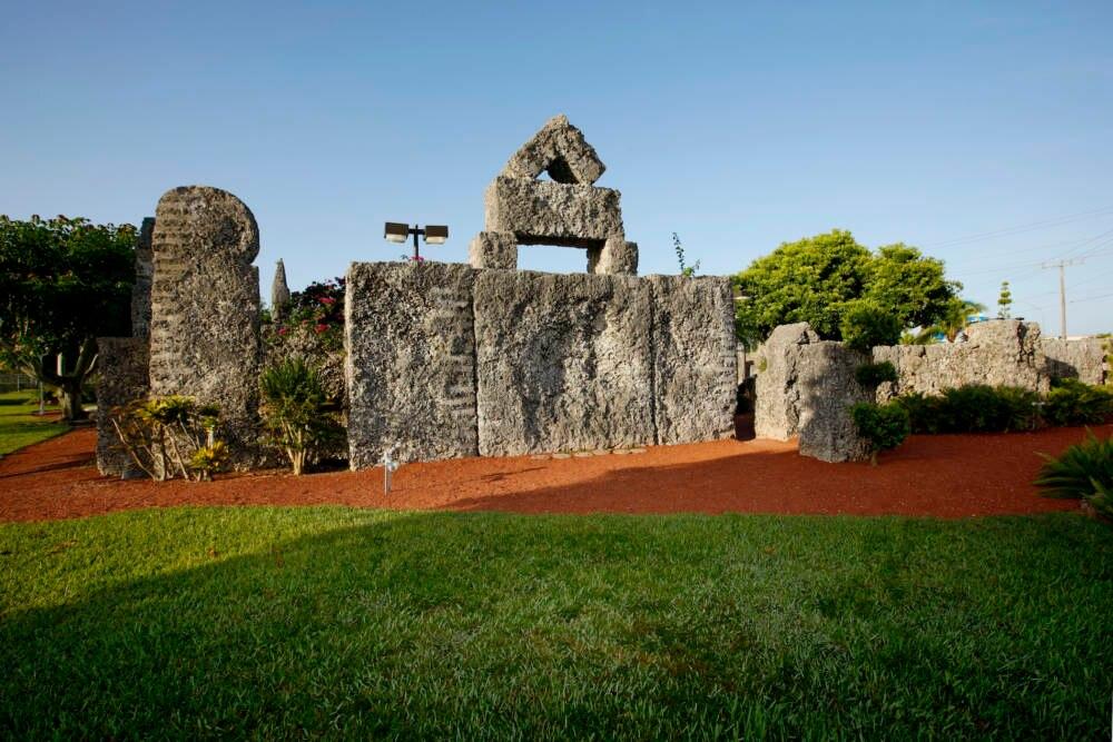 Coral Castle, Rock Gate Park