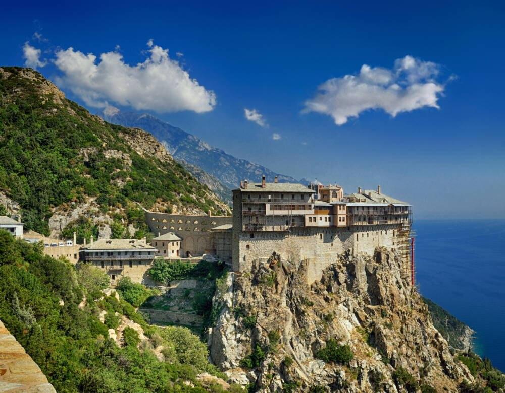 Das Kloster Simonos Petras