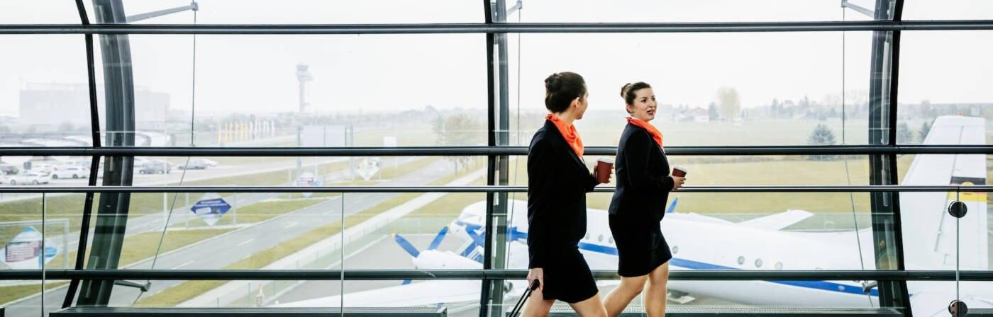 Wie werde ich Flugbegleiter