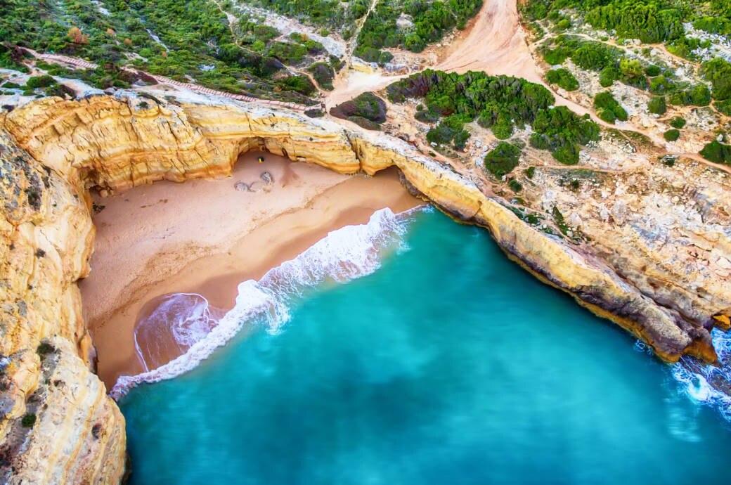 Das sind die 20 schönsten Strände Portugals