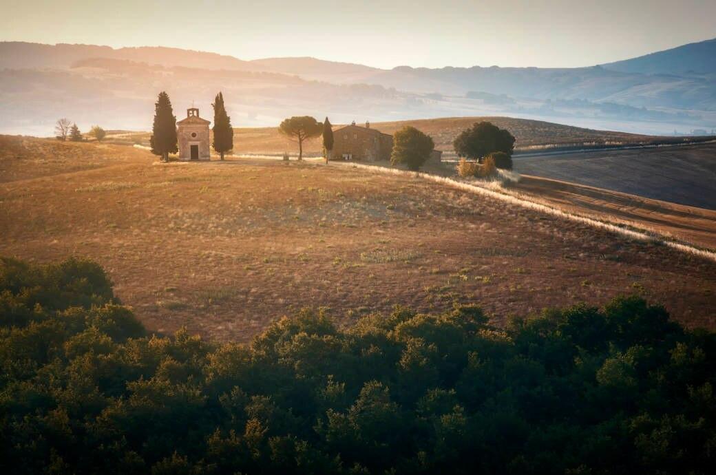 Die Costa degli Etruschi verbindet die klassischen Merkmale der Toskana mit dem Meer.
