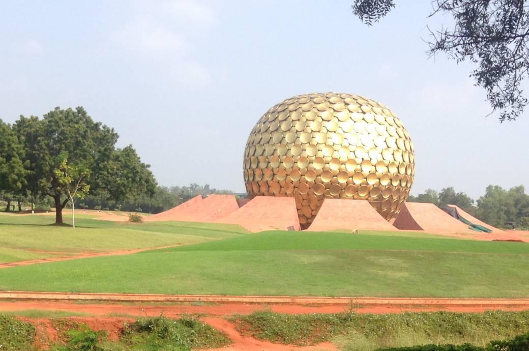 Auroville Indien