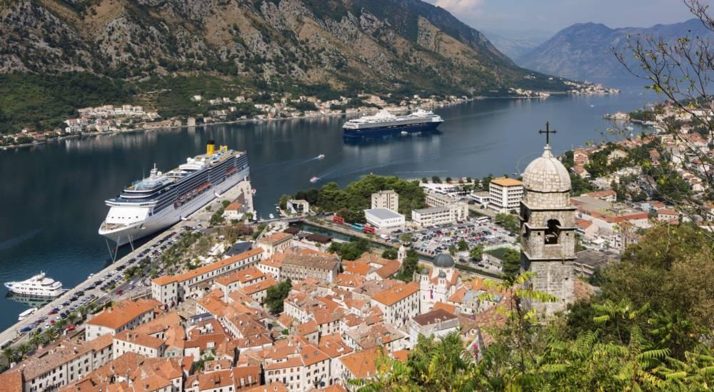 Viele Touristen wollen die Innenstadt von Kotor aus dem 14. Jahrhundert besichtigen – und gefährden damit sogar den Status der Stadt als Welterbestätte