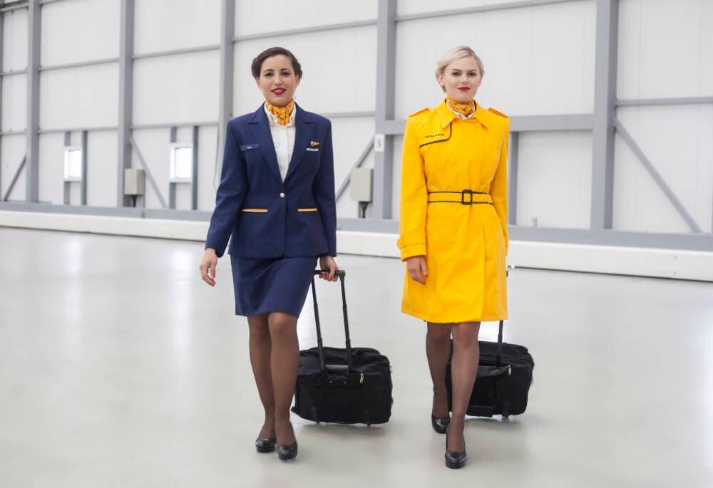 Flugbegleiterinnen Ryanair