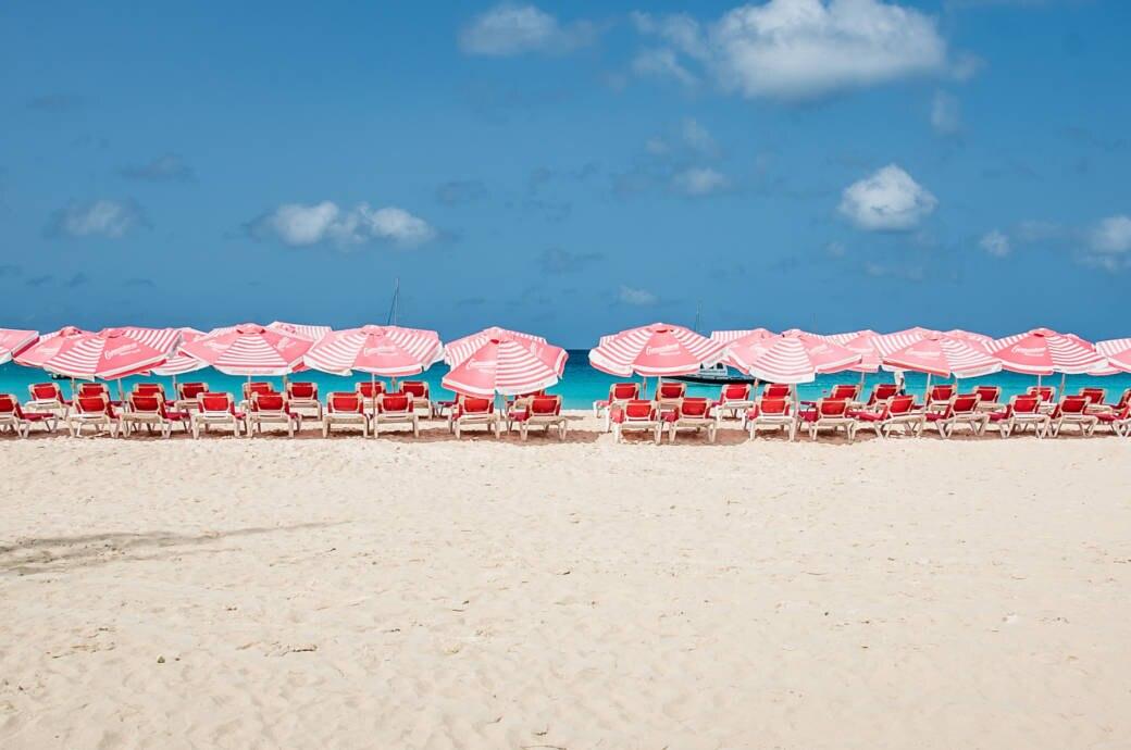 Departure Beach von Virgin Holidays in Barbados