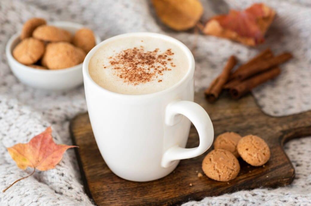 Pumpkin Spice Latte selbst gemacht