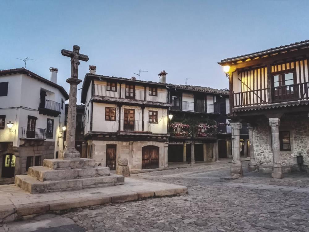 La Alberca in Spanien
