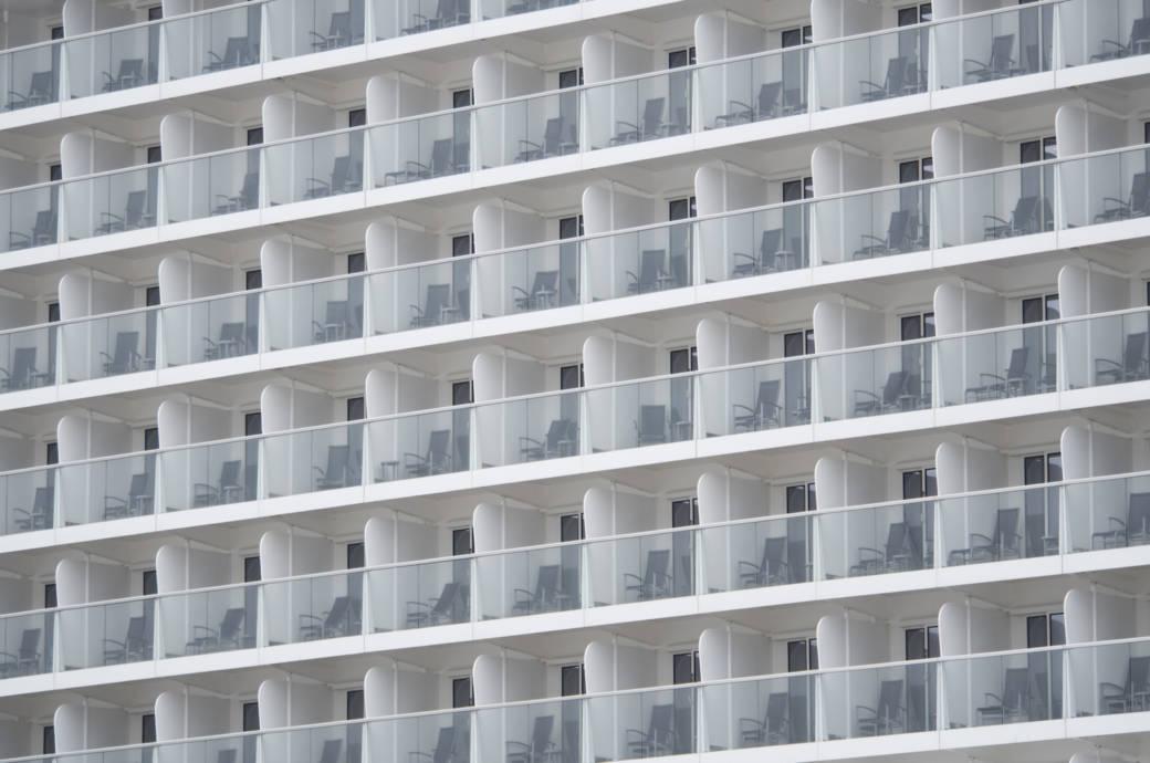 Kreuzfahrtschiff Kabinen