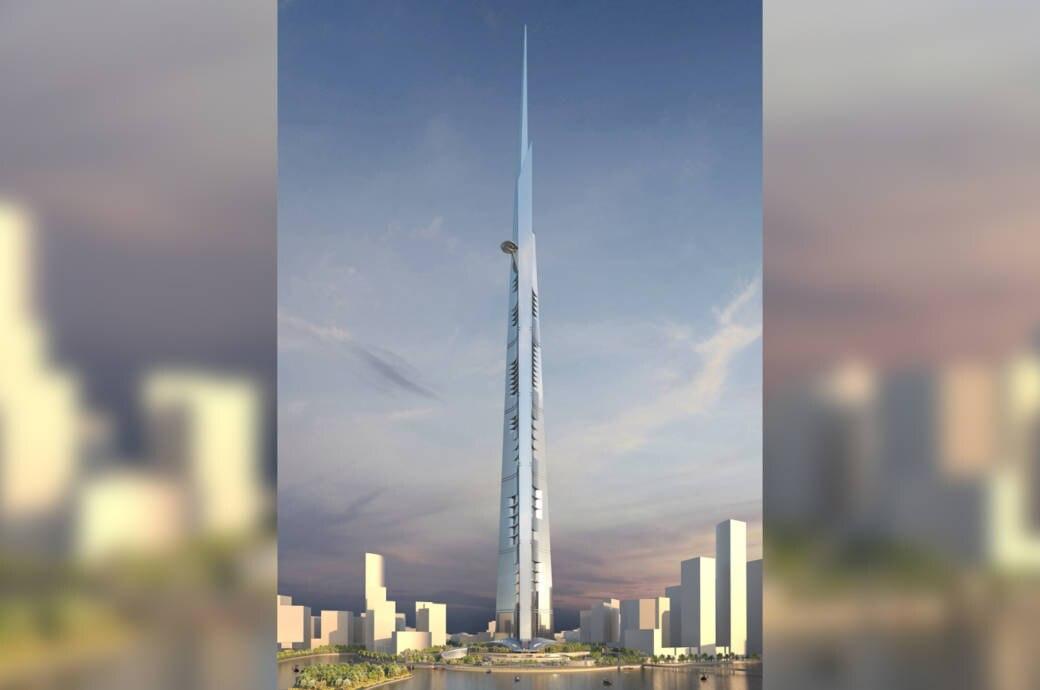 Jeddah Tower 1 Kilometer Das Höchste Gebäude Der Welt Travelbook