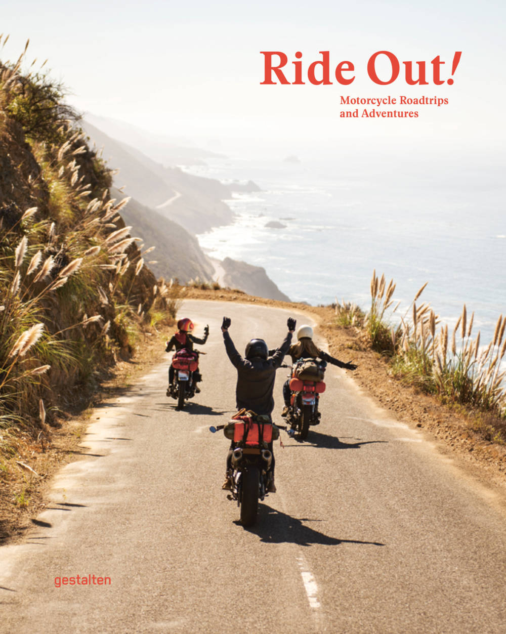 "Buch-Cover ""Ride Out"""