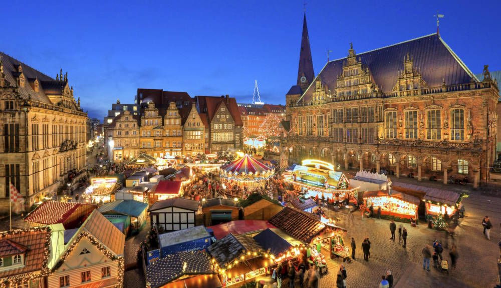 Deutschland Weihnachtsmarkt.Die 10 Beliebtesten Weihnachtsmärkte In Deutschland Travelbook
