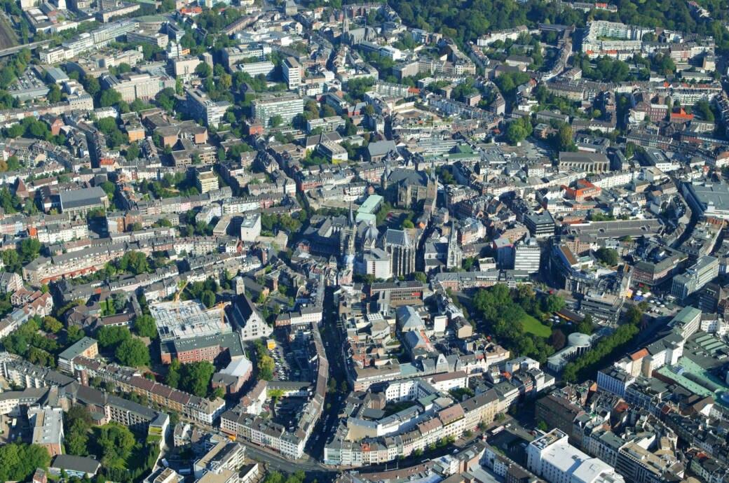 Die beste deutsche Stadt zum Leben und Auswandern ist Aachen