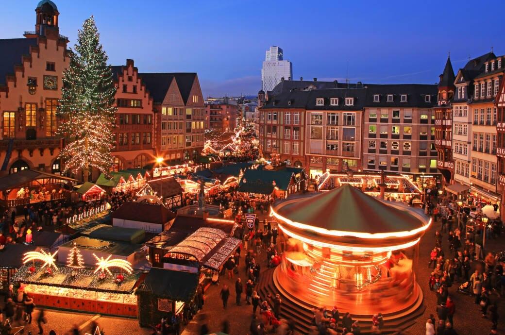 Weihnachtsmärkte Hessen
