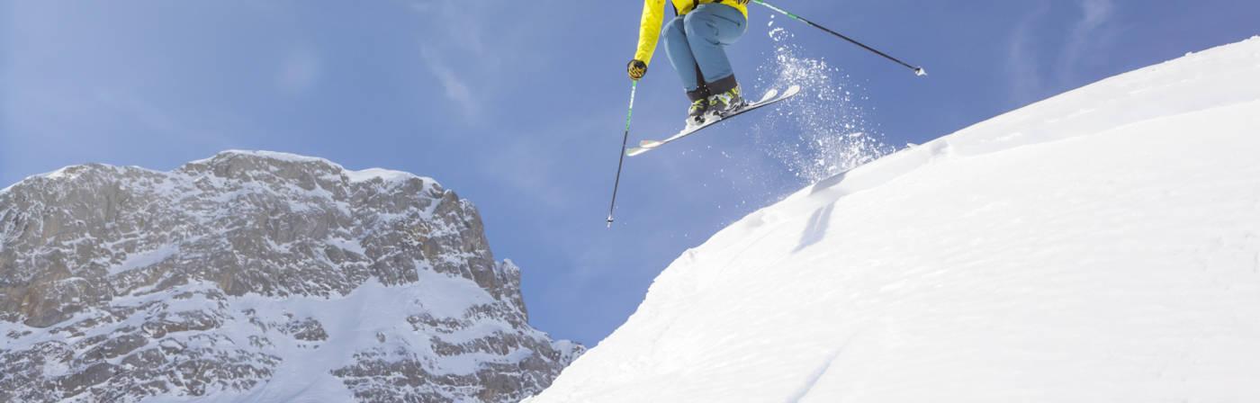 Im Skiurlaub kann sich Spätaufstehen auszahlen