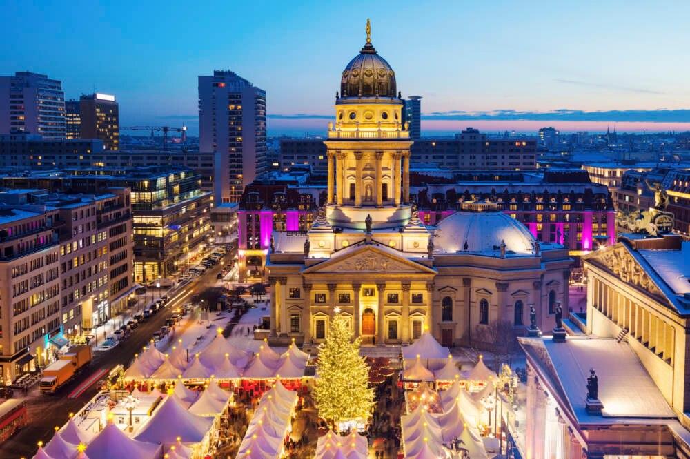 Romantischer Weihnachtsmarkt.18 Besonders Gemütliche Weihnachtsmärkte In Deutschland Travelbook