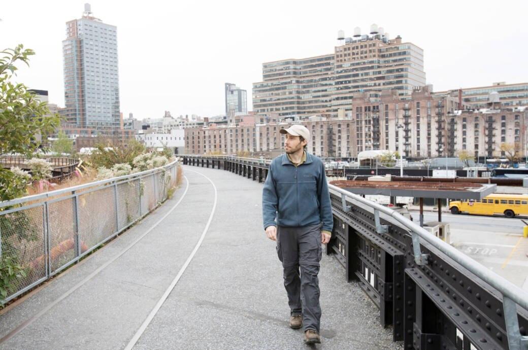 """Die Dokumentation """"The World Before Your Feet"""" folgt Matt Green auf seinen Wegen durch New York"""