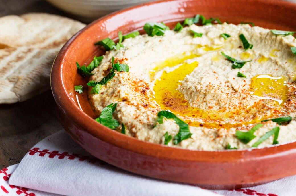 So gelingt das perfekte Hummus