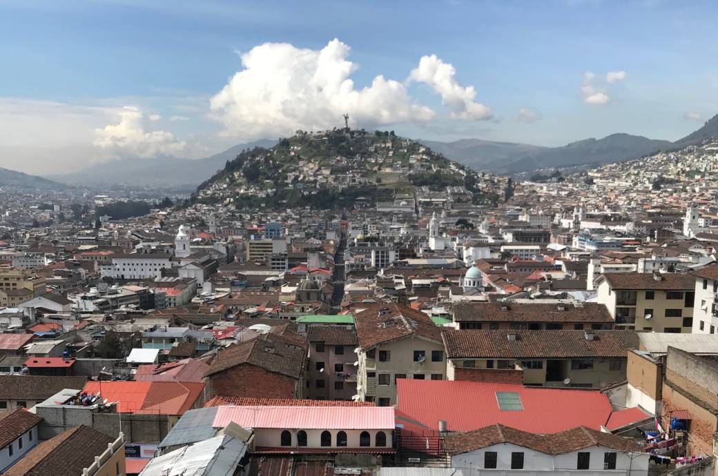 Quito ist die Hauptstadt Ecuadors und hat für Touristen eine Menge zu bieten