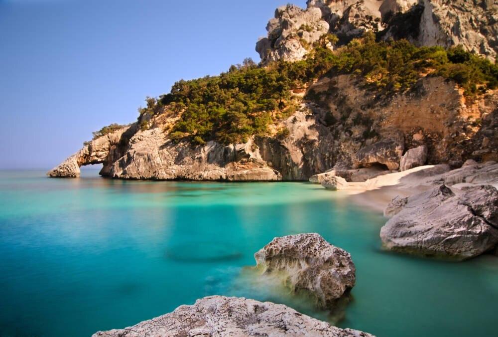 Die Bucht Cala Goloritzè zählt zu den schönsten auf Sardinien