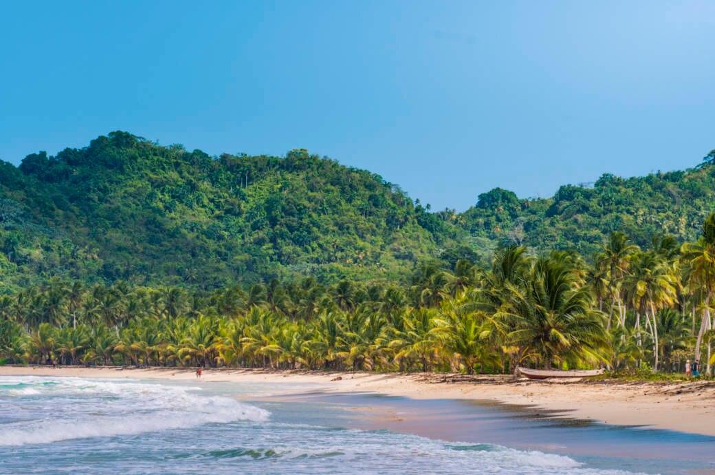 Auch die Dominikanische Republik hat unberührte Natur zu bieten